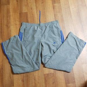 Adidas Clima365 Climaproof Gray. Size Medium
